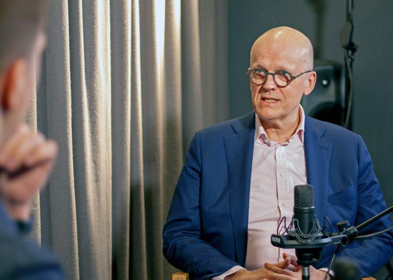 Tieto ja teknologia 2021 – haastattelussa Antti Vasara